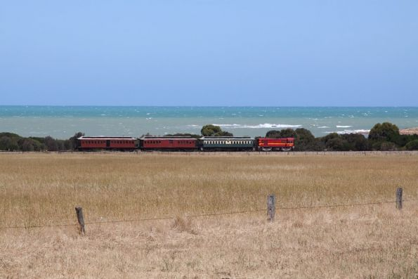 Between Middleton and Port Elliot