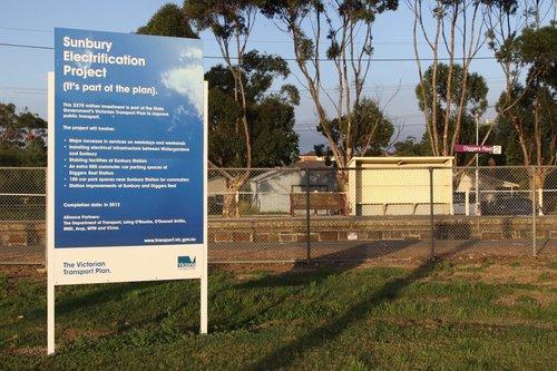 Sunbury Electrification Project