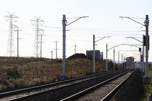 Sunbury electrification project