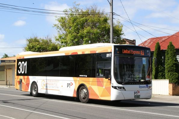 Sunbury Line Upgrade replacement buses