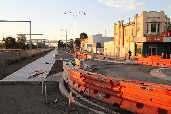 New Sunshine-Albion bike path taking shape along Harvester Road