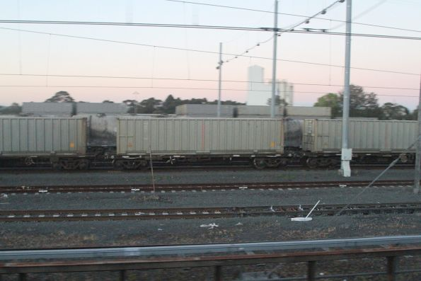 Freight around Sydney