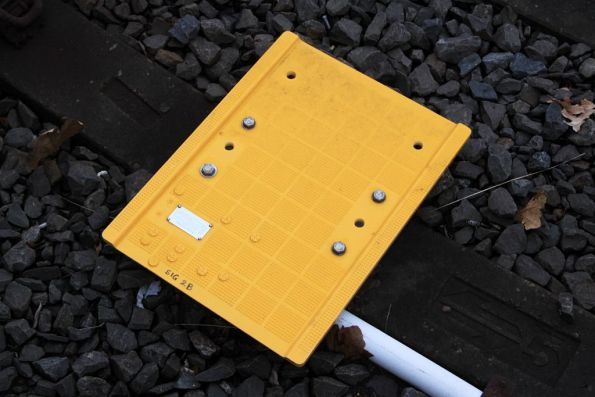 Balise for the EBICAB 900 Automatic Train Protection system