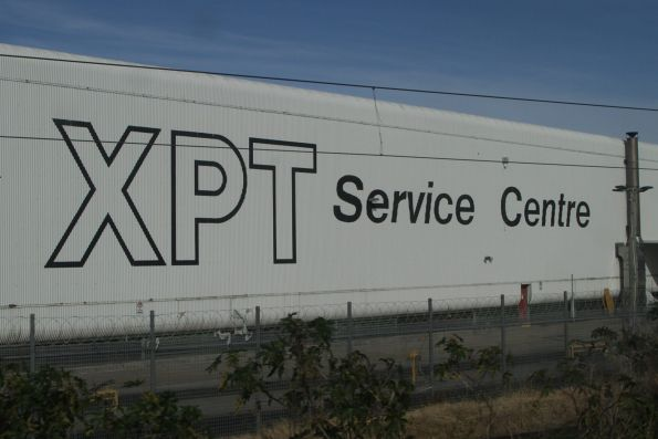 XPT Service Centre at Sydenham