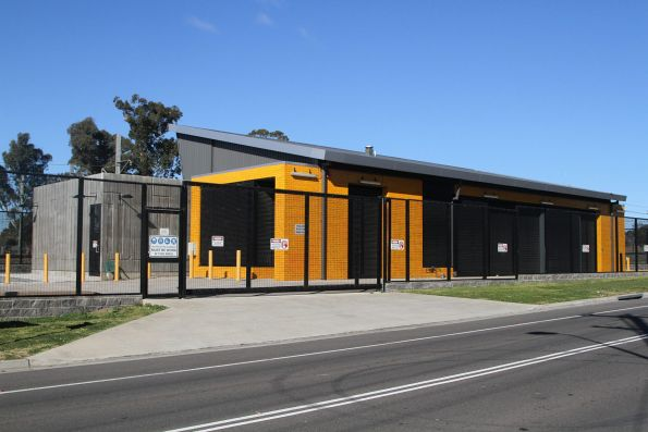 Rooty Hill traction substation