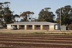 Genesee & Wyoming Australia office at Tailem Bend