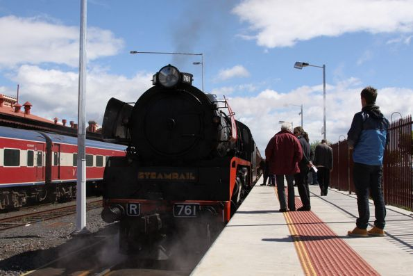 SRHC / Steamrail - Tastes of the Goulburn 2010