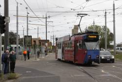 Z3.158 heads into Brunswick Depot