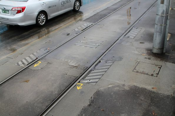 Toorak Road West tram diversion