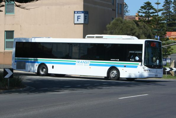 Transit South West bus #76 rego 5876AO in Warrnambool