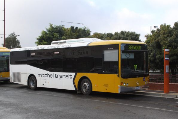 Mitchell Transit 5644AO at Seymour railway station