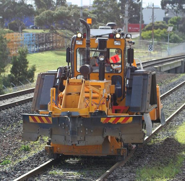 Ballast regulator outside North Shore