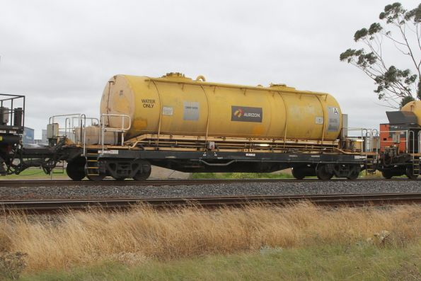 Water tank wagon DMM0002
