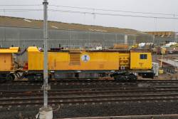 Generator unit with a cab on the end