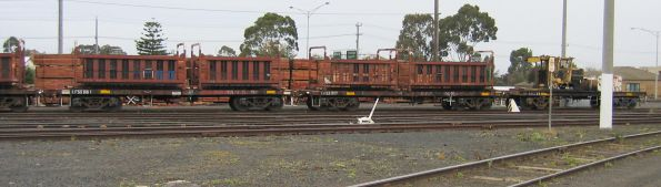 CFSX 118C, CFSX ? and CFCF 2 (ex VZCA 2) at Geelong