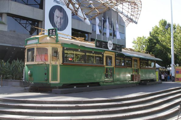 Tram Bar at the Arts Centre Melbourne