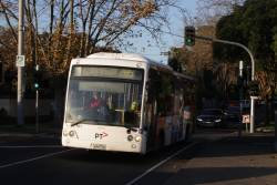 Transdev #501 4988AO on a route 285 service in Camberwell