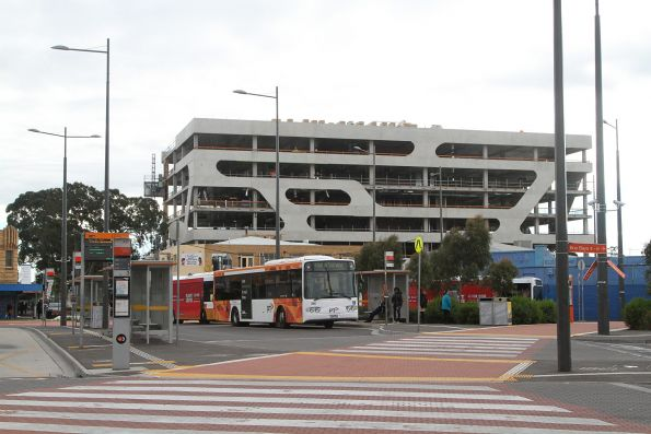 Transdev #366 0366AO at the Sunshine station bus interchange