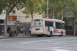 Transdev bus #967 8041AO on route 302 at Lonsdale and William Street