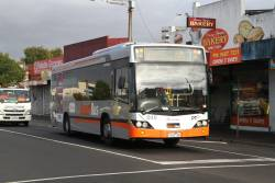 Transdev bus #946 7932AO on route 223 at Footscray station