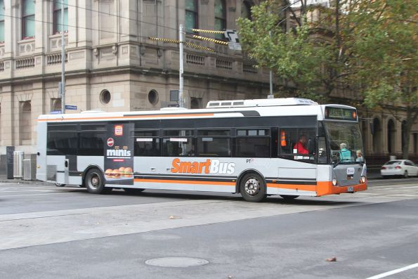 Transdev bus 1727AO on route 906 at Lonsdale and William Street