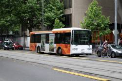 Transdev bus #370 0370AO on route 237 at Collins and King Street