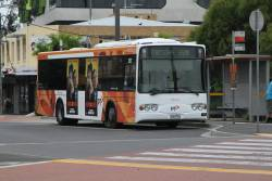 Transdev bus #353 0353AO on route 220 at Sunshine station