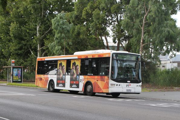 Transdev bus #422 7522AO on route 216 along Dynon Road