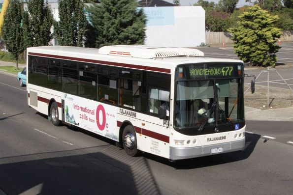 Tullamarine Bus Lines #14 1114AO on route 477 in Airport West