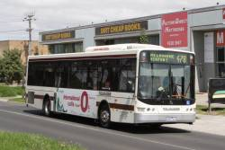 Tullamarine Bus Lines #24 6955AO with a route 478 service on Matthews Road, Airport West