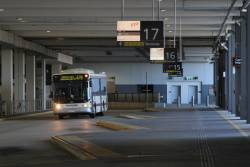 Tullamarine Bus Lines 6629AO on route 478 at the Melbourne Airport terminal 4 transport hub