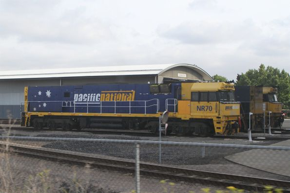 NR70 at UGL Spotswood