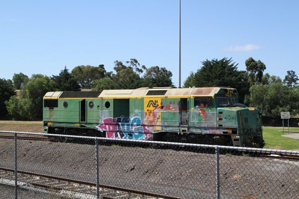 DL48 stored at Spotswood