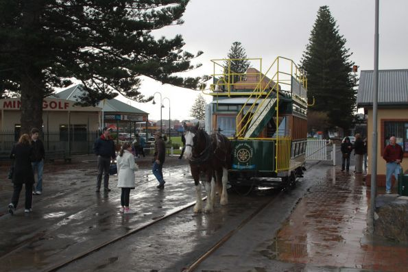Victor Harbor horse tramway