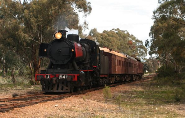 Victorian Goldfields Railway