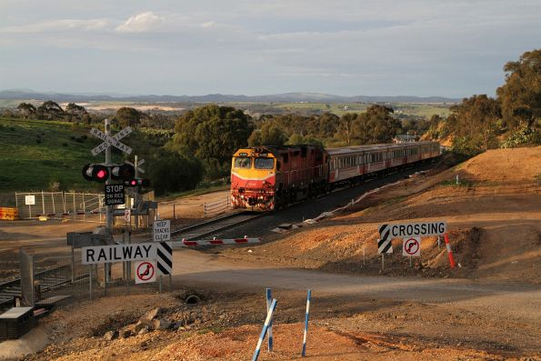 V/Line - Bacchus Marsh yards