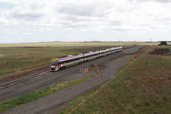 V/Line to Bacchus Marsh