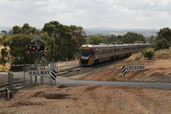 VLocity VL03 and VL14 descending into Bacchus Marsh