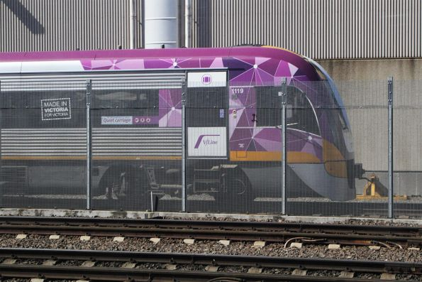 VLocity VL19 now in PTV livery