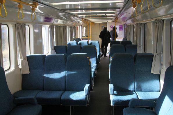 V Line Carriage Interiors Wongm S Rail Gallery