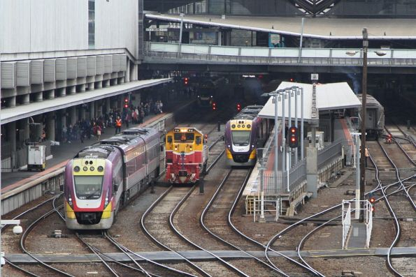 P12 between VLocity VL47 and VL13 at Southern Cross