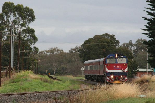 V/Line around Gippsland