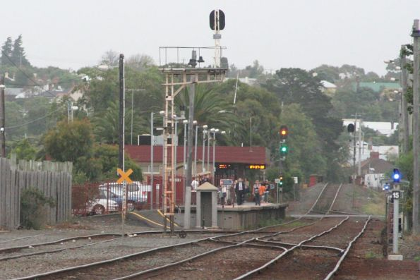 South Geelong station