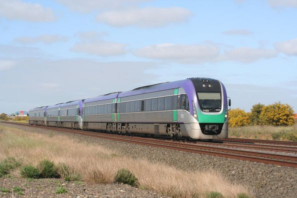 VL22 leads two more units outside Corio