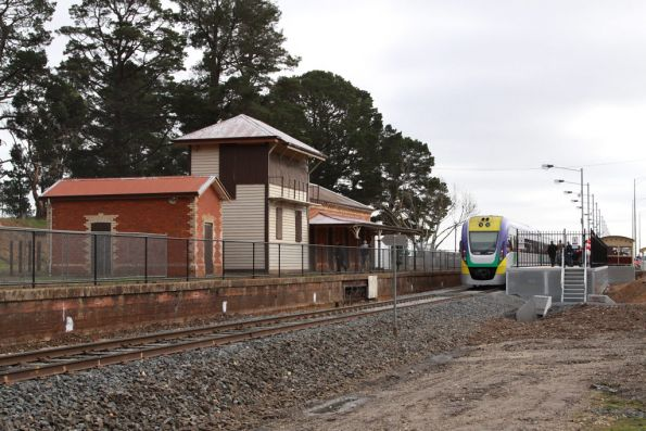 V/Line - Maryborough line launch
