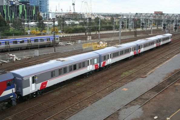 FSH25 arrives at Southern Cross