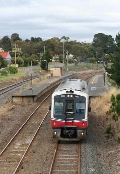 V/Line around the north east