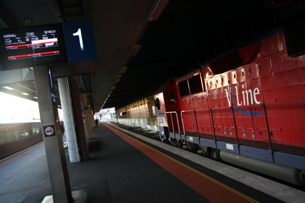 Poor service from V/Line