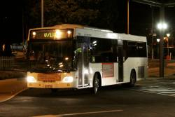Riding a route bus for an hour to Geelong? Ouch!