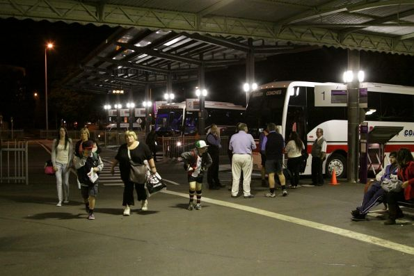 More unhappy passengers at Geelong